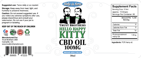 trust brothers cbd, cat cbd oil