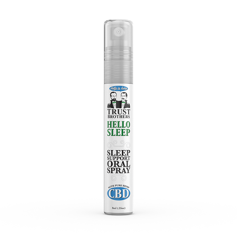 trust brothers cbd, sleep spray