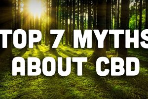 Top 7 Myths About CBD
