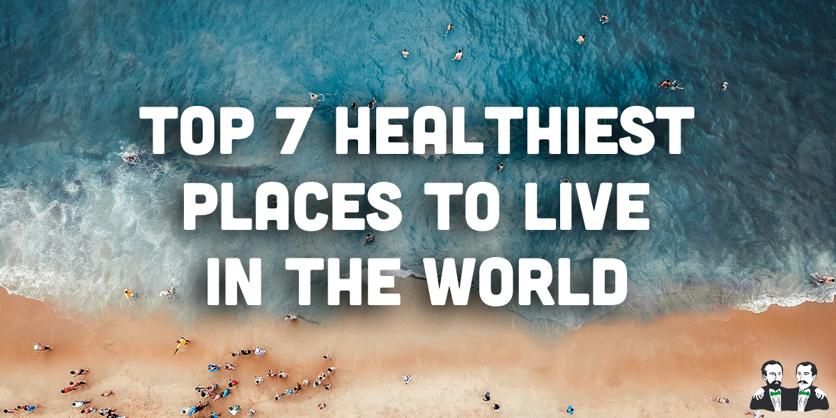 top 7 lists, healthiest places to live