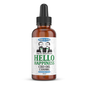 CBD Oil Drops Broad Spectrum 60ml 1,500mg