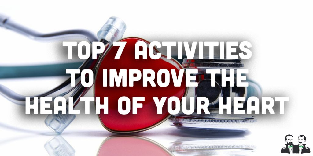 top 7 list, improve heart health
