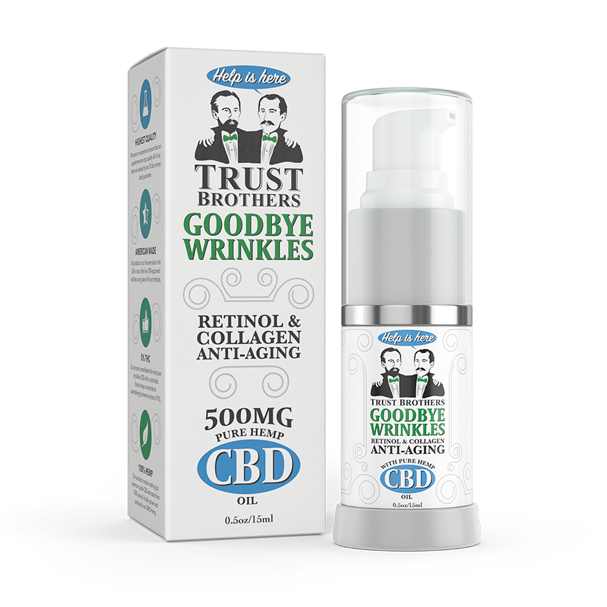 What to Look For in a CBD Wrinkle-Fighting Product