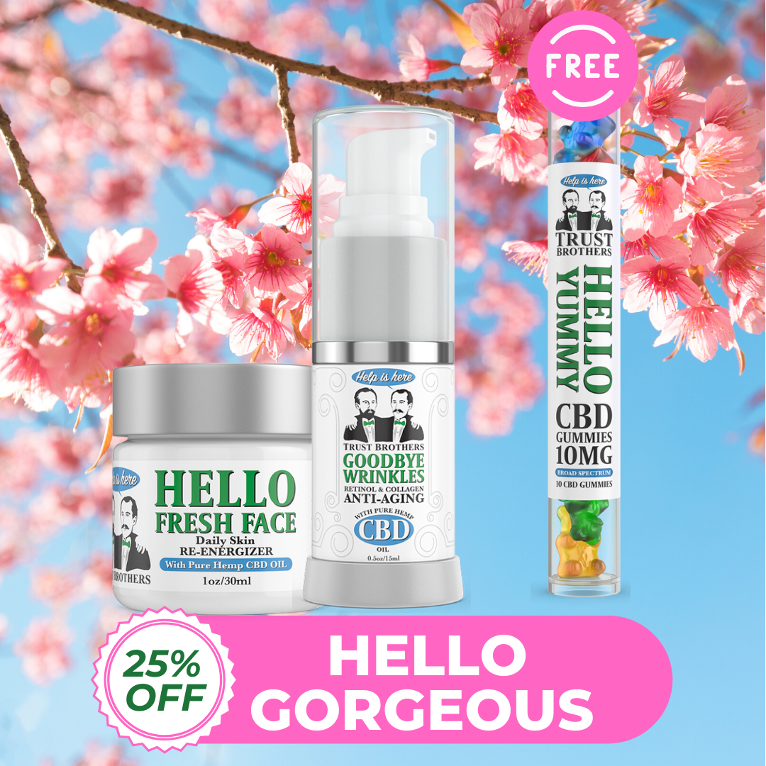mothers day cbd gifts