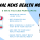 National Men's Health Month