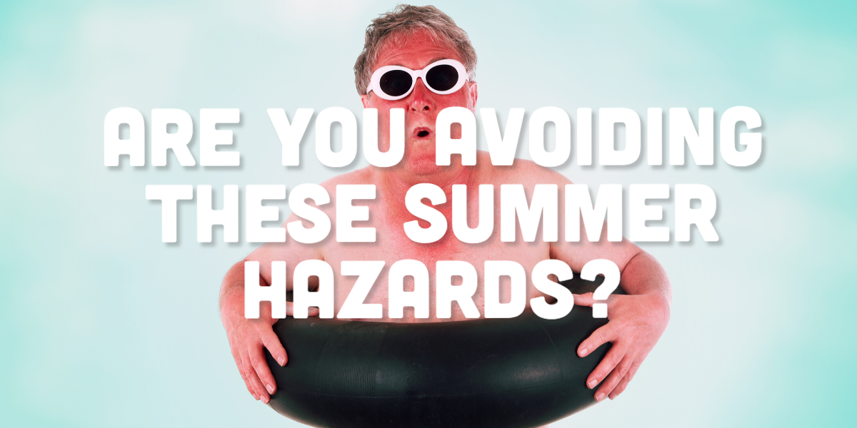 summer health hazards